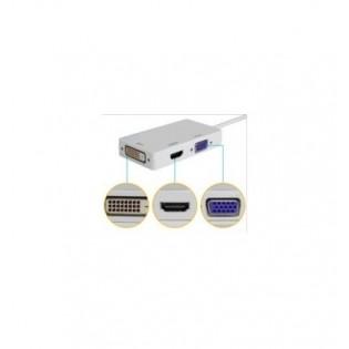 CONVERTIDOR VGA+AUDIO(RCA)  A  HDMI