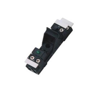 CONECTOR F MACHO 6,6mm bolsa 100uds