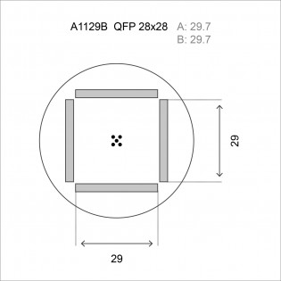 CABLE HDMI 3 MTS H.Q. NYLON CON FERRITAS