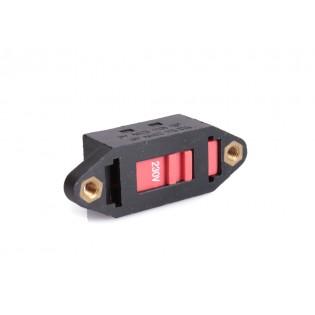 TIRA DE LED FLEXIBLE 12V SMD3528 IP33 (60LED/M) AMARILLO 5M