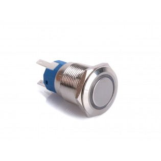 TIRA DE LED FLEXIBLE  SMD5050 12V IP33 (60LED/M) AZUL 5M