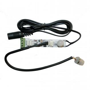 TIRA DE LED FLEXIBLE 12V SMD 5050 60led/m IP20 AZUL 5M