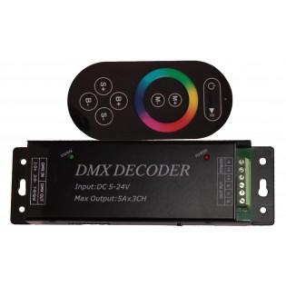 controlador-de-led-bk201-decoder-dc524v-5ach-dmx-mando
